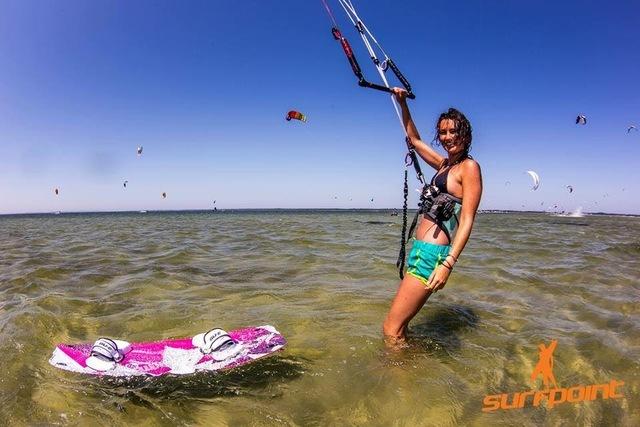 Windsurfing kursy indywidualne